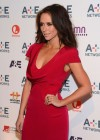 Jennifer Love Hewitt - In Red Dress at 2012 A&E Networks Upfront in New York