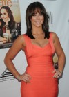 Jennifer Love Hewitt In Hot Orange Herve Leger dress-03