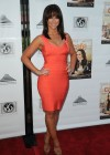 Jennifer Love Hewitt In Hot Orange Herve Leger dress-06