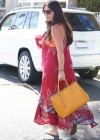 Jennifer Love Hewitt in Red Dress -01