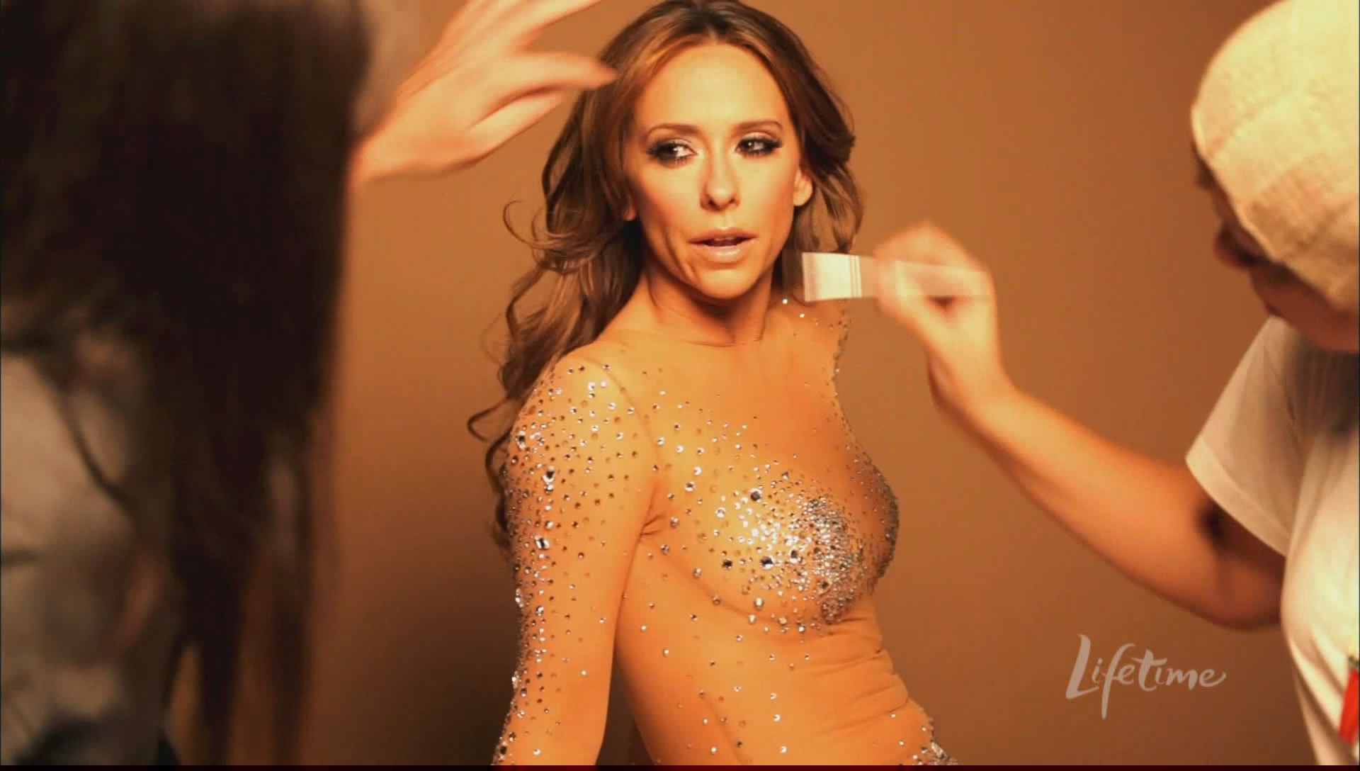 Jennifer Love Hewitt in lingerie for The Client List new video caps-08 ...