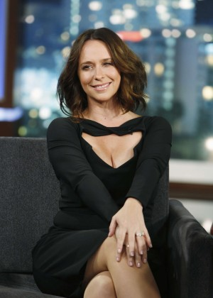 Jennifer Love Hewitt - Jimmy Kimmel Live in Los Angeles