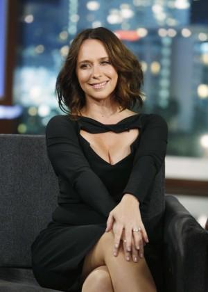Jennifer Love Hewitt - Jimmy Kimmel Live in Los Angeles