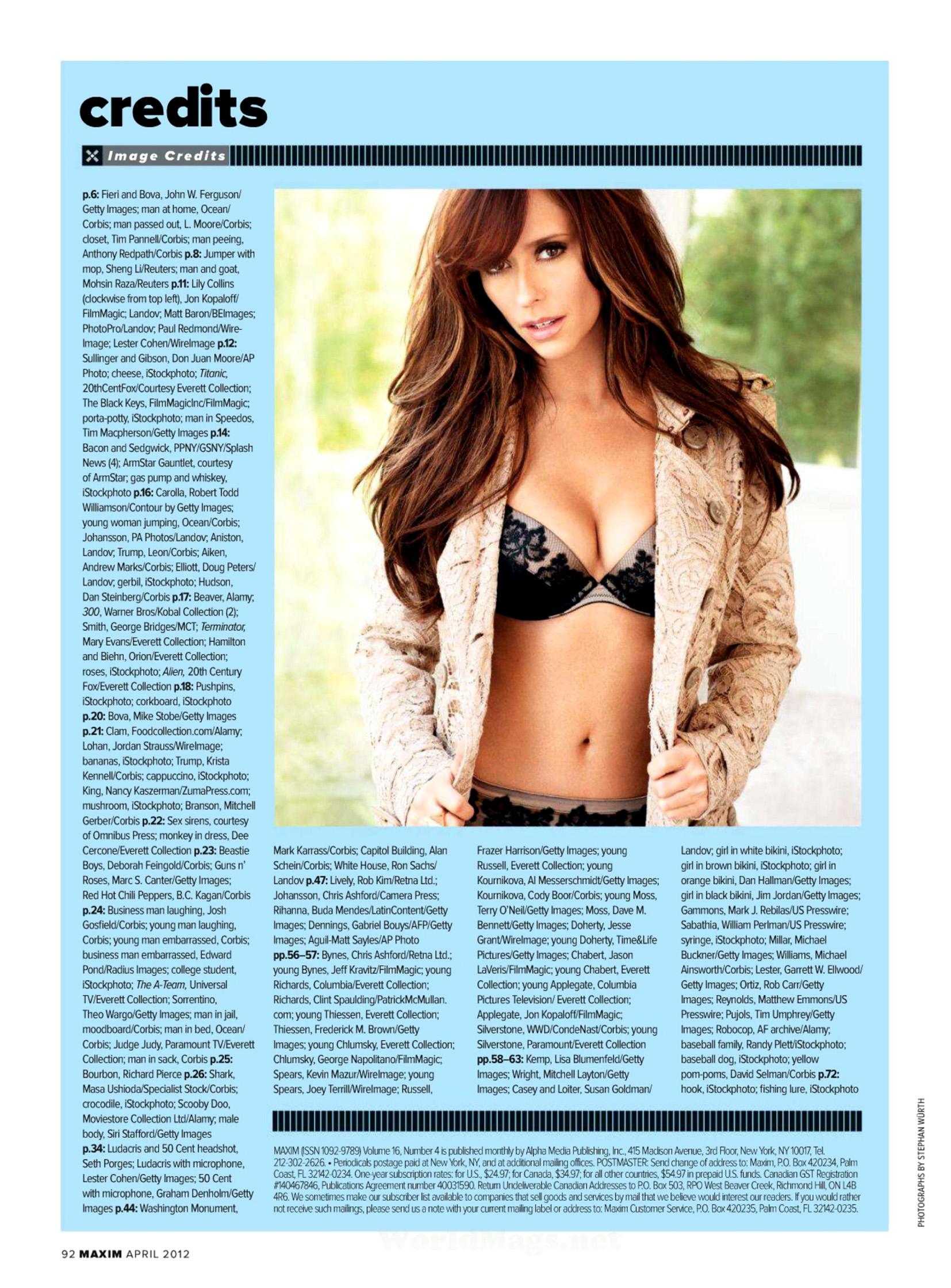 Jennifer Love Hewitt 2013 : Jennifer Love Hewitt – Maxim 2012 -13