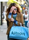 Jennifer Love Hewitt in Jeans Shopping at Kitson in Beverly Hills -20