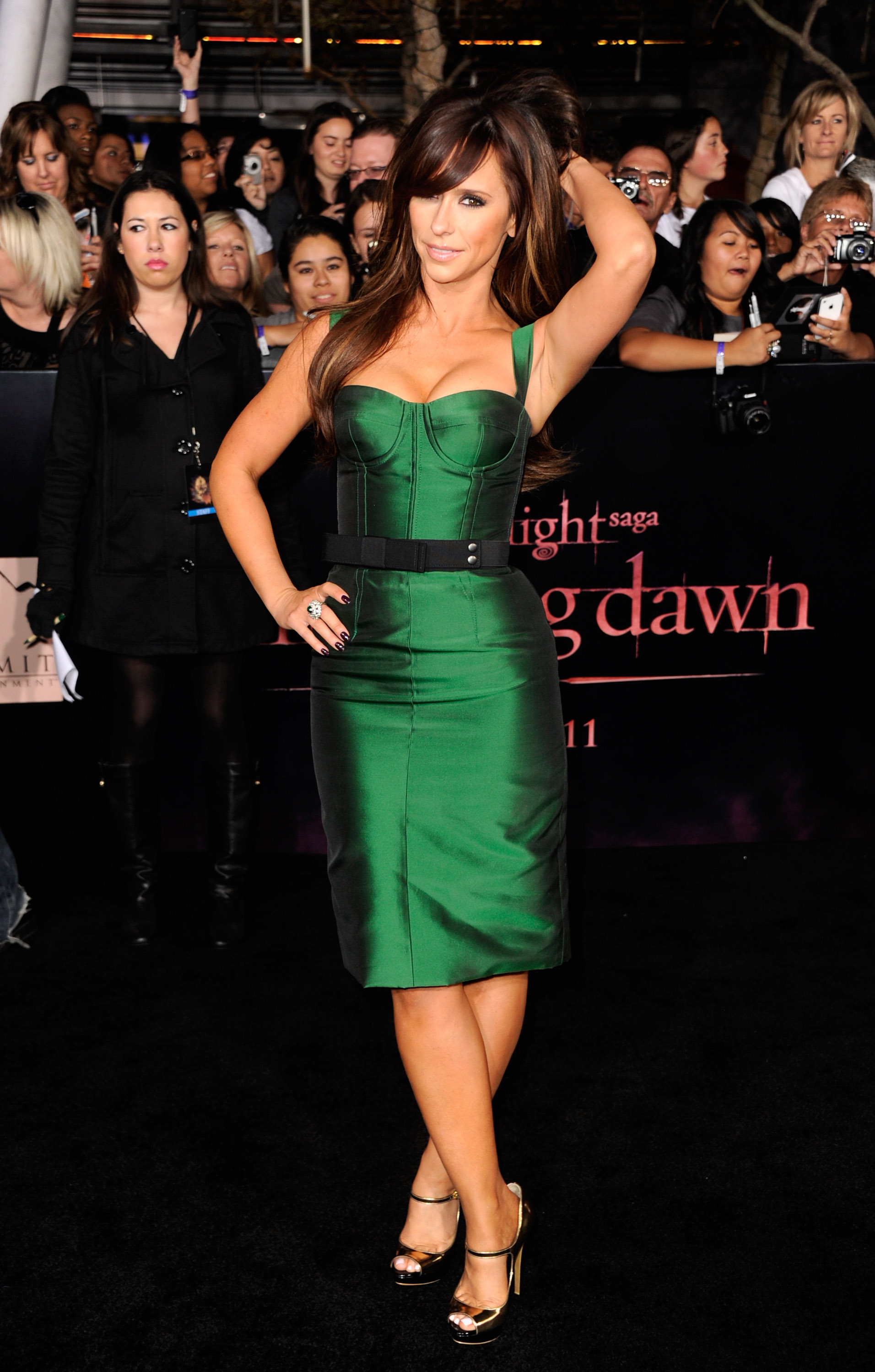 Jennifer Love Hewitt Dresses