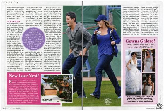 Jennifer Love Hewitt – Us Weekly Magazine -01
