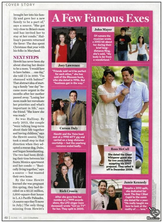 Jennifer Love Hewitt – Us Weekly Magazine -02
