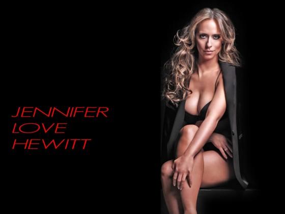 Best Hot Love Wallpaper : Jennifer Love Hewitt Hot and Sexy Wallpapers 1600 and 1920-02 - Gotceleb