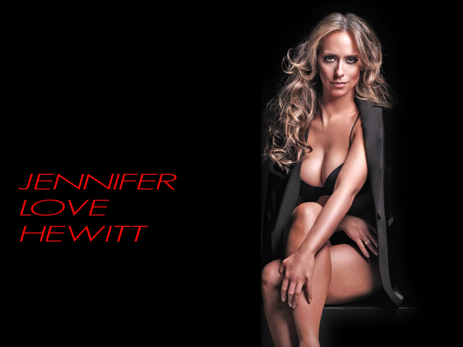 Wallpaper For Hot Love : Jennifer Love Hewitt Hot and Sexy Wallpapers 1600 and 1920-02 - Gotceleb