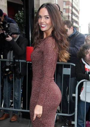 Jennifer Metcalfe: TRIC Awards 2014 -06