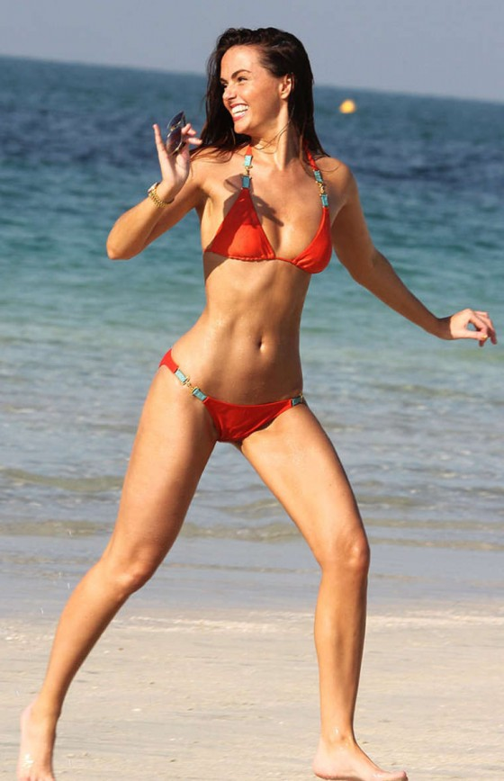 Jennifer Metcalfe in Bikini Pic 8 of 35