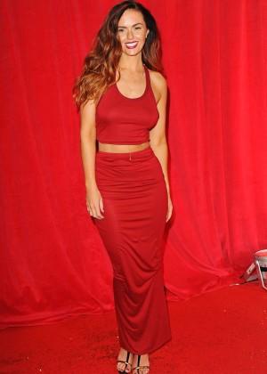 Jennifer Metcalfe - British Soap Awards 2014 in London -02