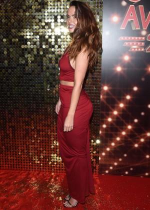 Jennifer Metcalfe - British Soap Awards 2014 in London -04