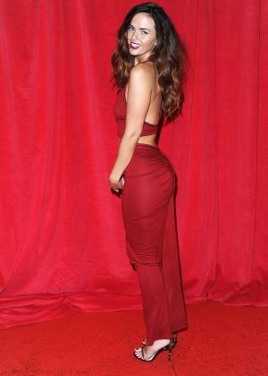 Jennifer Metcalfe - British Soap Awards 2014 in London -07