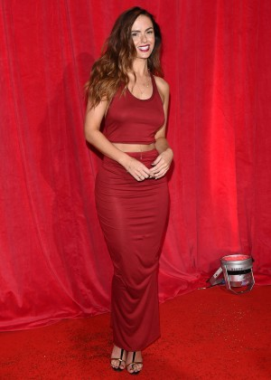 Jennifer Metcalfe - British Soap Awards 2014 in London -09