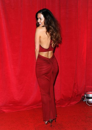 Jennifer Metcalfe - British Soap Awards 2014 in London -10