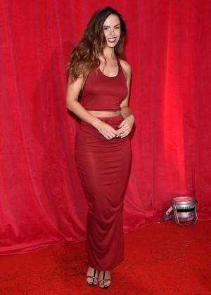 Jennifer Metcalfe - British Soap Awards 2014 in London -11