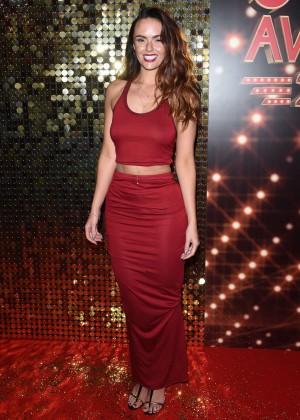 Jennifer Metcalfe - British Soap Awards 2014 in London -12