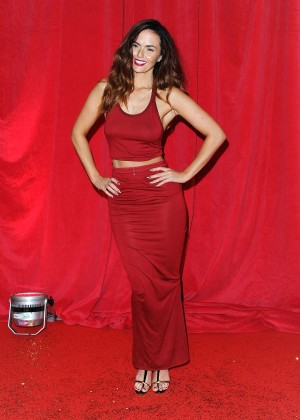 Jennifer Metcalfe - British Soap Awards 2014 in London -16