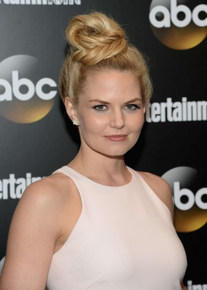 Jennifer Morrison at Entertainment Weekly and ABC Upfronts Party in NY -01