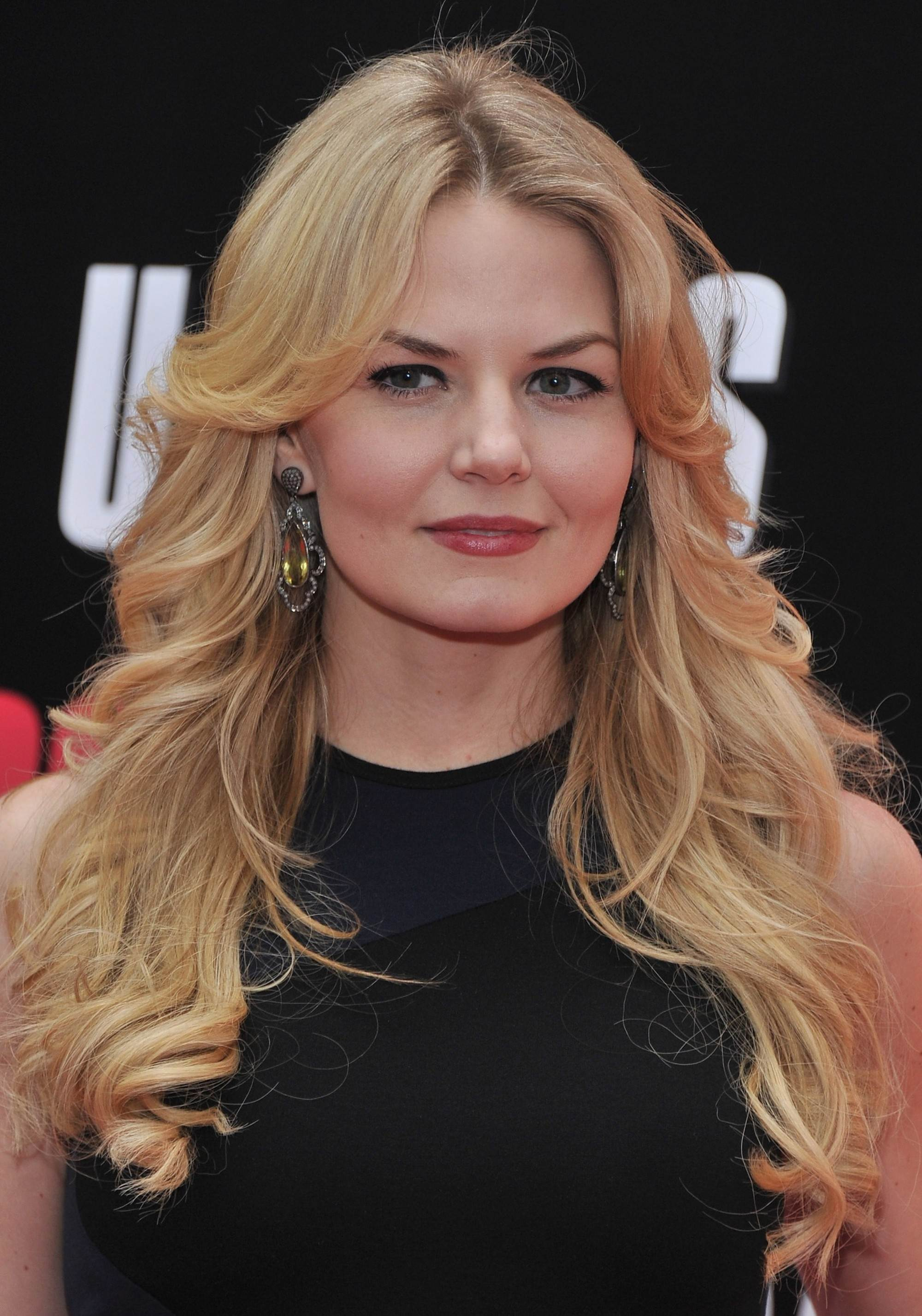 Jennifer Morrison at the premiere of Mission Impossible
