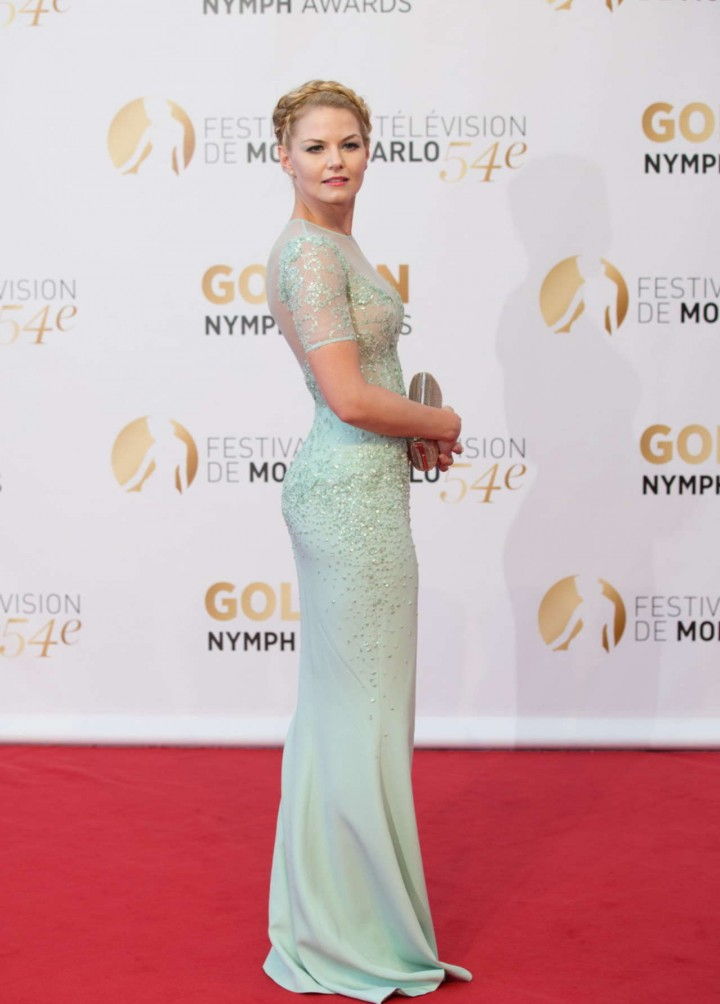 Jennifer Morrison 2014 Monte-Carlo closing ceremony -01