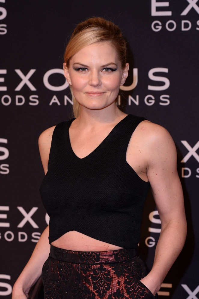 "Jennifer Morrison - ""Exodus: Gods And Kings"" premiere in NY"