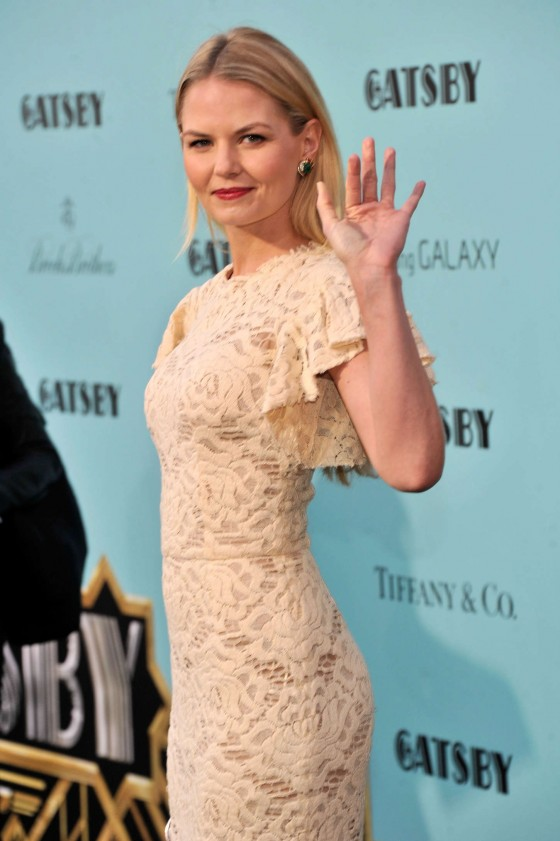 Jennifer Morrison – The Great Gatsby premiere -06
