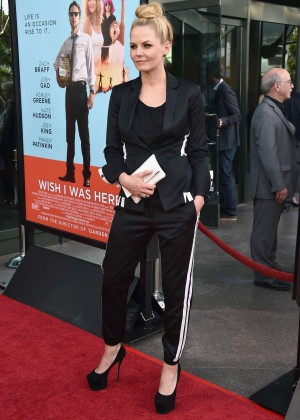 Jennifer Morrison: Wish I Was Here LA Premiere -02