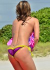 Jennifer Nicole Lee - Bikini on Miami Beach -06