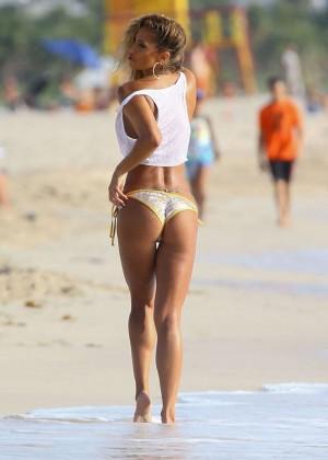 Jennifer Nicole Lee Hot Bikini Shoot 2014 -01