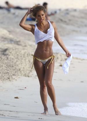 Jennifer Nicole Lee Hot Bikini Shoot 2014 -14