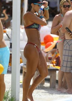 Jennifer Nicole Lee Hot Bikini: Miami 2014 -03