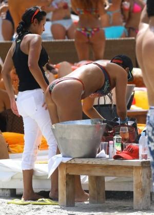 Jennifer Nicole Lee Hot Bikini: Miami 2014 -12