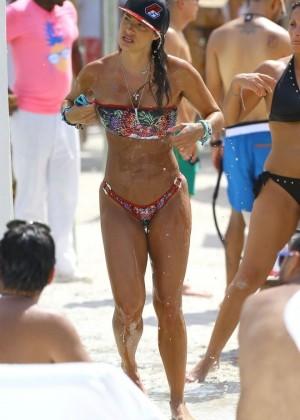 Jennifer Nicole Lee Hot Bikini: Miami 2014 -13