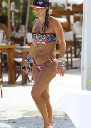 Jennifer Nicole Lee Hot Bikini: Miami 2014 -14