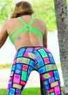 Jennifer Nicole Lee - Workout in Miami-10
