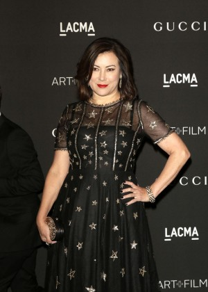 Jennifer Tilly - LACMA Art + Film Gala 2014 in LA