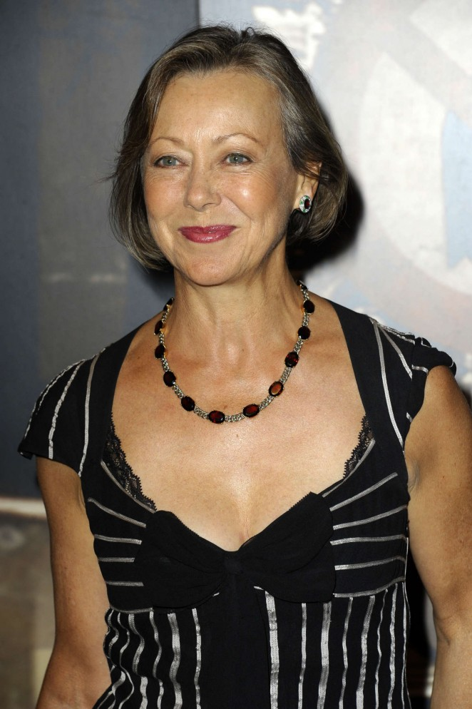 Jenny Agutter - Specsavers Crime Thriller Awards 2014 in London