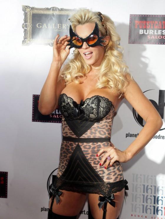 Jenny McCarthy – 2012 Halloween Birthday Party in Las Vegas