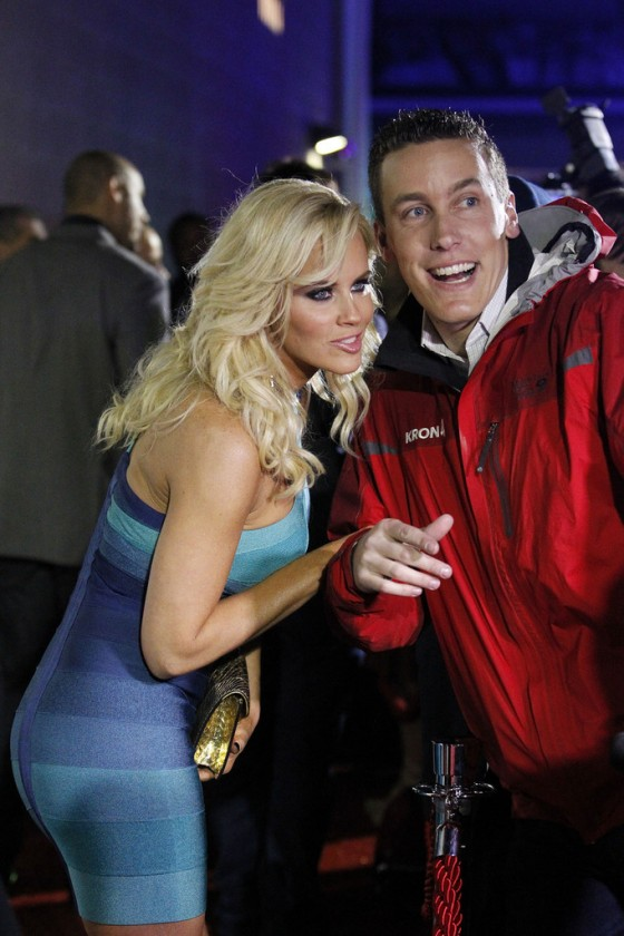 Jenny McCarthy - 2013 Super Bowl Party