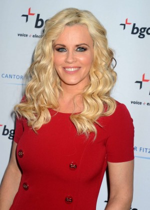 Jenny McCarthy - 2014 Charity Day Hosted By Cantor Fitzgerald And BGC in NYC