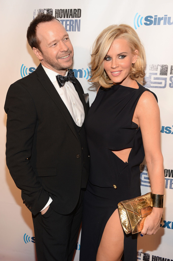 Jenny McCarthy: 2014 Howard Stern 60th Birthday Bash -05