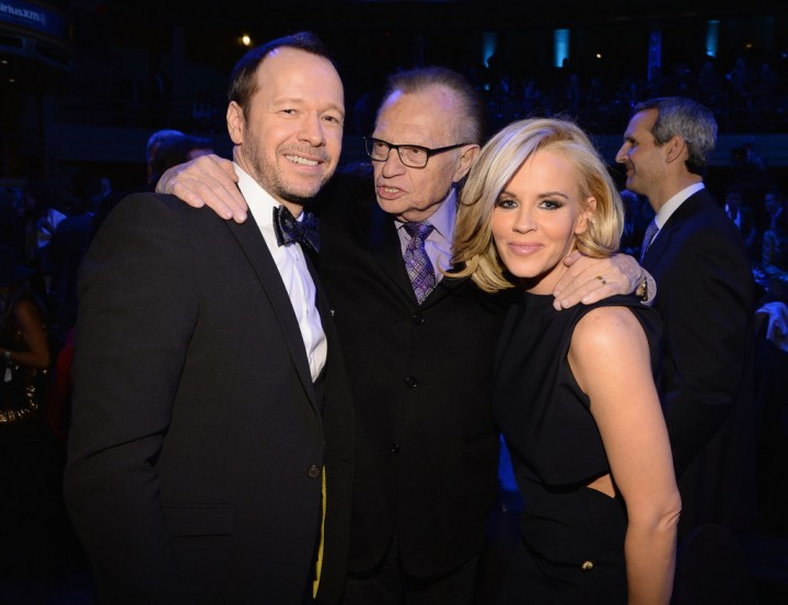 Jenny McCarthy: 2014 Howard Stern 60th Birthday Bash -10