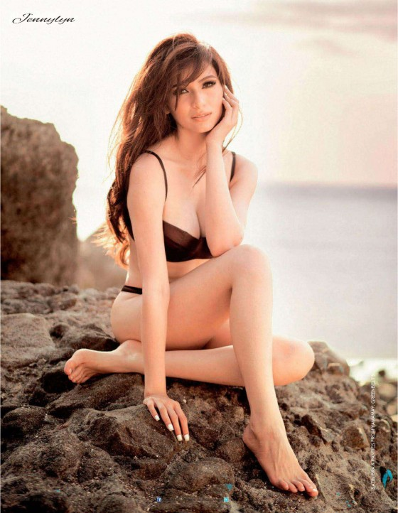 Jennylyn Mercado - FHM Magazine (Philippines - June 2013)-01