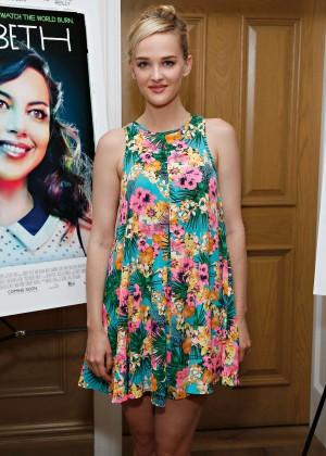 "Jess Weixler - ""Life After Beth"" Screening in NYC"