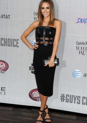 Jessica Alba 2014 Spike TV -20