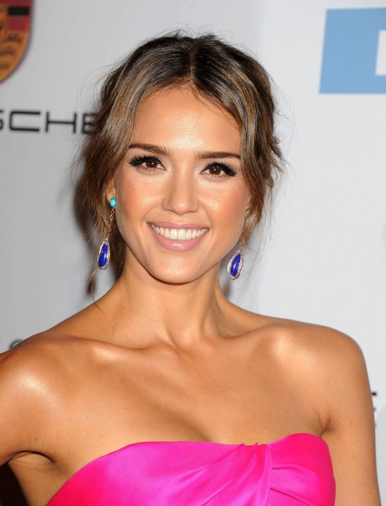 Jessica Alba at Baby2Baby Gala in Culver City