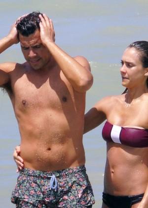 Jessica Alba bikini 2014 Mexico -10